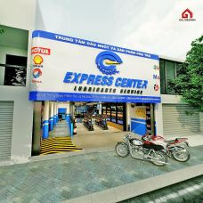 Thiết kế nội thất Express center showroom