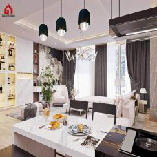Interior Design of Novaland -  Real style modern interior